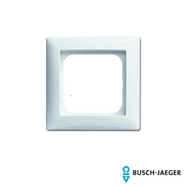busch jaeger balance afdekraam 1 voudig. Black Bedroom Furniture Sets. Home Design Ideas